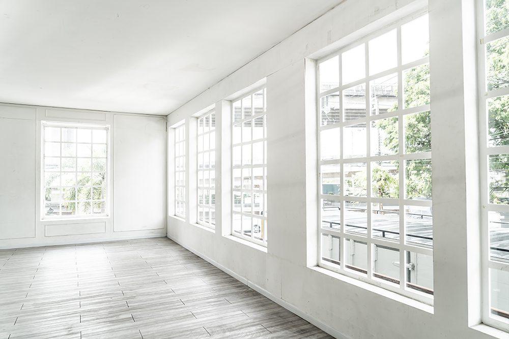 qualité de fenêtre