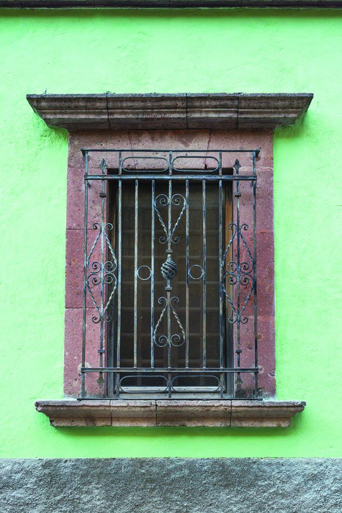 grille de fenêtre
