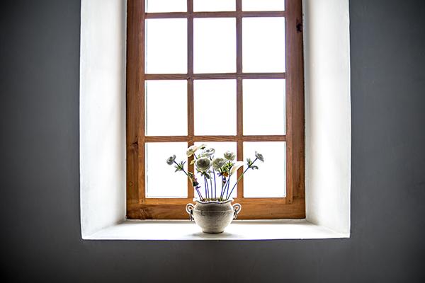 Entretien de la fenêtre bois