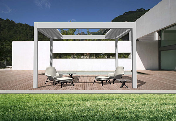 Installer pergola toile ou bioclimatique