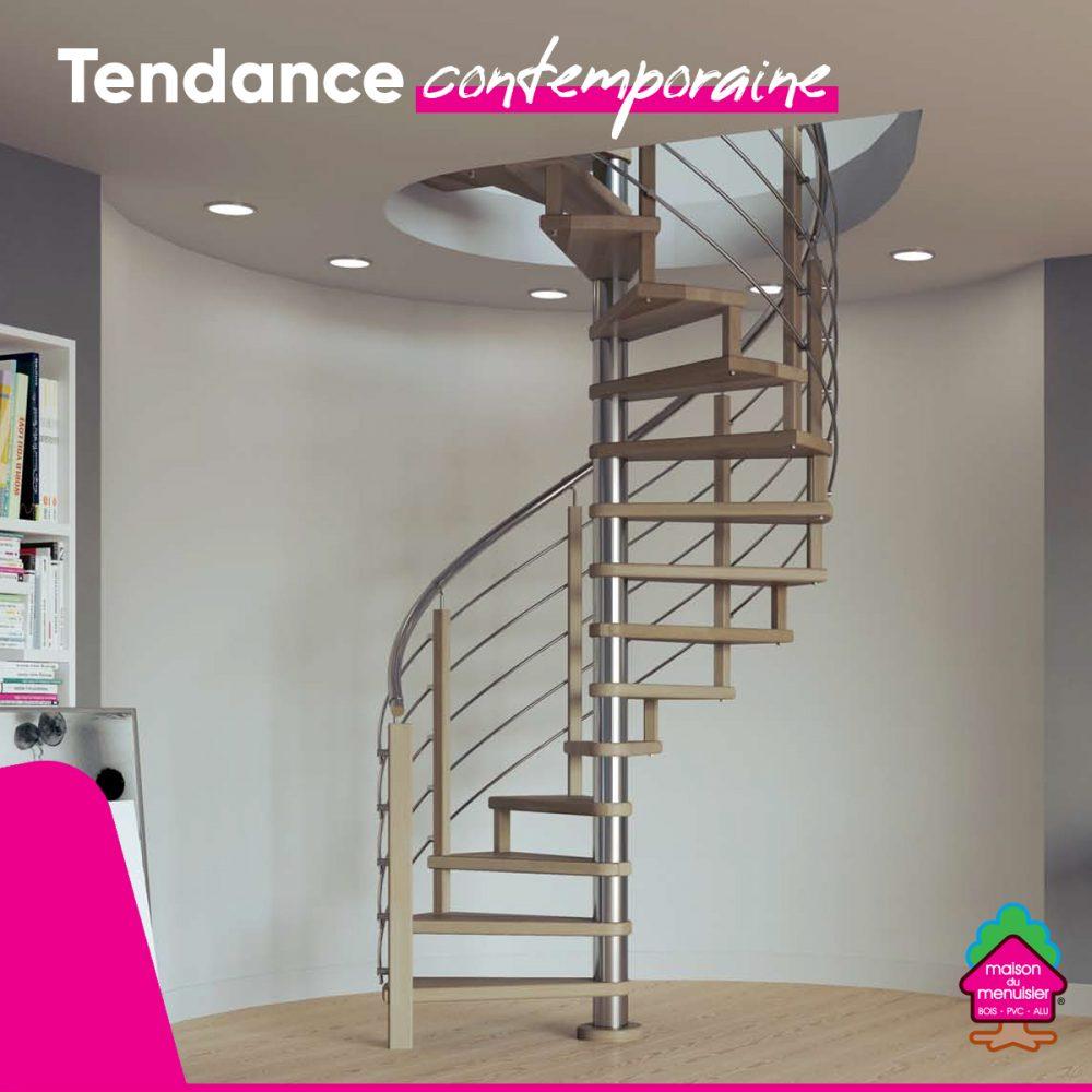 Escalier style Contemporain